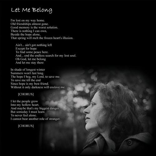 Let me belong (album version) - Milana