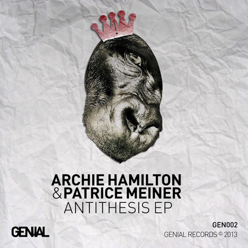 Archie Hamilton & Patrice Meiner - Comatose Commodity (Original Mix)
