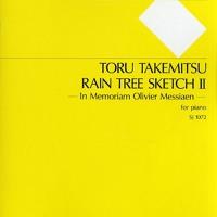 Toru Takemitsu - Rain Tree Sketch II