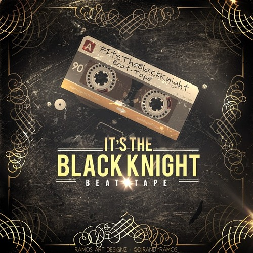 Black Knight - Turn Me Up (feat. X-Ellentz & JG)