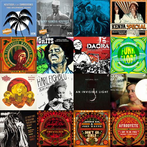 Paris DJs Soundcloud Selection #2