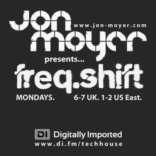 Jon Moyer - freq.shift 186 (8 July 2013)