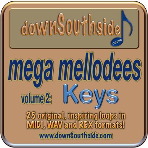 Vol.2 - Keys Promo - mega mellodees