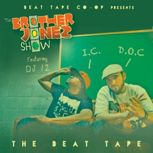 Brother Jones - Power Instrumental #DOCbeats