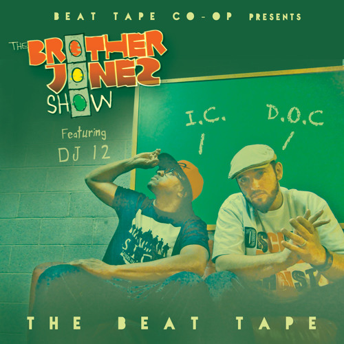 Brother Jones - CREAM Instrumental #DOCbeats