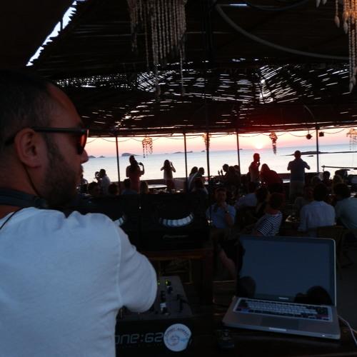 Miber - Balearic Mystique @ Sunset Ashram, Ibiza June 30 2013