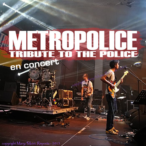 Teaser Metropolice - Tribute to The Police