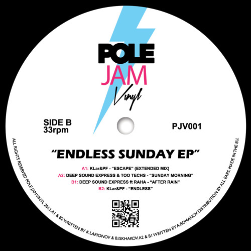 "A2 - Deep Sound Express & Too Techs - ""Sunday Morning"""