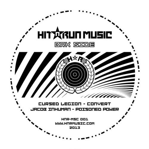 Jacob Inhuman - Poisoned Power (HNR-MSC 001 / HNR-MSC-DIGI 001)