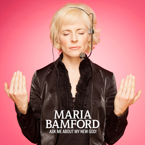 Sister Life Coach | Maria Bamford | ASK ME ABOUT MY NEW GOD!