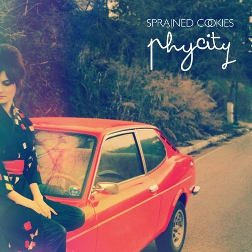Sprained Cookies - Phycity(Single 2013)