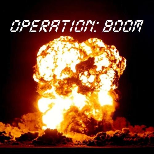 Operation Boom DEMO CD EDIT