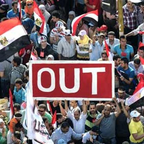 The #June30 Popular Uprising: Adham Hafez analyzes Egypt's rebellion against Morsi & MB