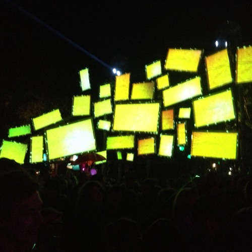 Wahrlich & Carbon Live @ Fusion Festival 2013 / Tanzwiese