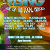 """Rebirth Brothers at RISING """"Rise Of Local Heroes"""" 5th July 2013 KL TOWER"""