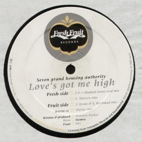 Seven Grand Housing Authority - Love's got me high