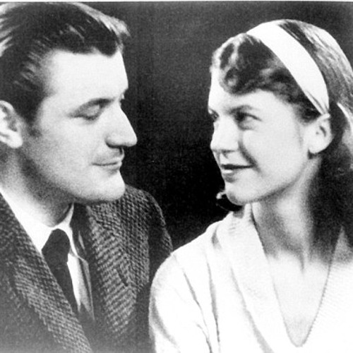 Rare 1961 BBC interview with Sylvia Plath and Ted Hughes
