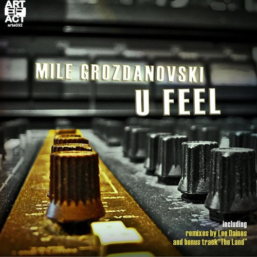 mile grozdanovski-u feel