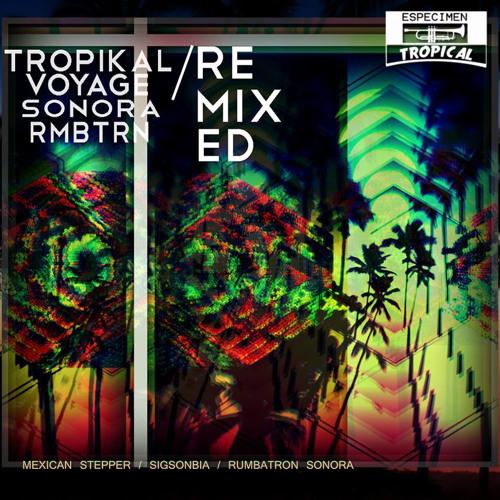 Eco En El Tropico (Mexican Stepper RMX) - Sonora Rumbatron Meets Mexican Stepper