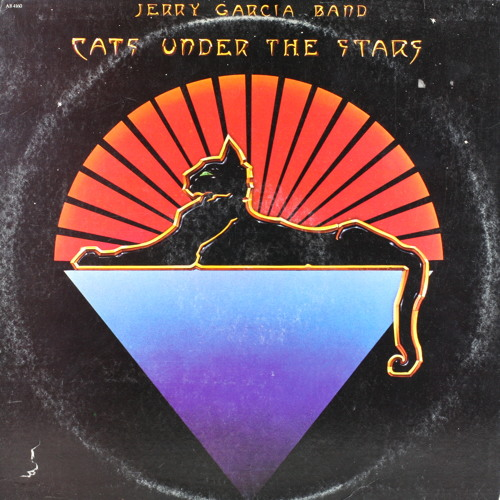Jerry Garcia Band - Cats Under The Stars (Hermano Dynamicron Quick Edit)