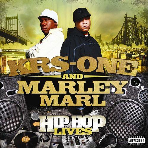 KRS-ONE & Marley Marl - The Teacha's Back - Hip Hop Lives (Demo)