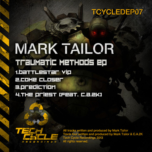 Mark Tailor - The Priest (feat. C.A.2K) [cut] - OUT NOW!!!