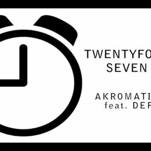 Akromatik ft. Def3 - Twentyfourseven