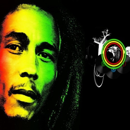 Bob Marley - Iron Lion Zion (faXcooL RMX)