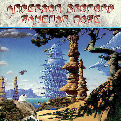 Anderson Bruford Wakeman Howe - Order Of The Universe - iv - The Universe (excerpt)