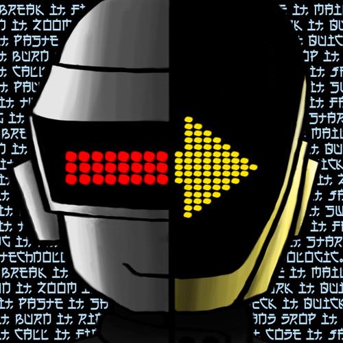 DAFT TRVP v3 - Technologic - DAFT PUNK x Dillon Francis - FREE DL -