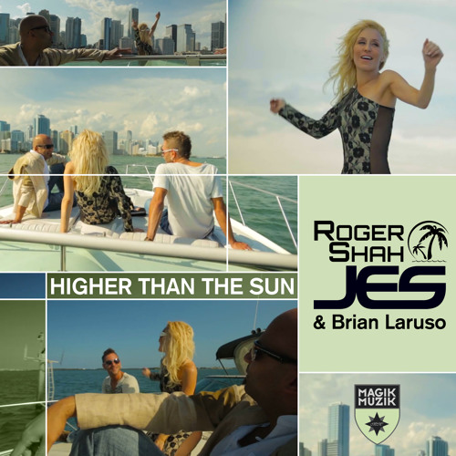 TEASER Roger Shah JES & Brian Laruso - Higher Than The Sun (Aly & Fila Remix)