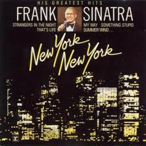 New York, New York (Frank Sinatra Cover)