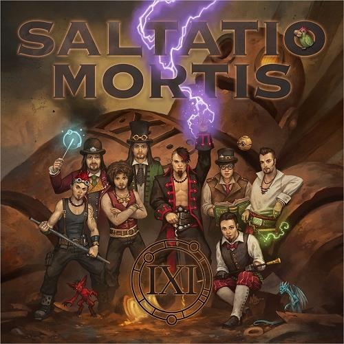 SALTATIO MORTIS - Wachstum über alles