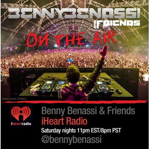 Pink is Punk Guest Mix for Benny Benassi & Friends on Evolution | iHeartRadio