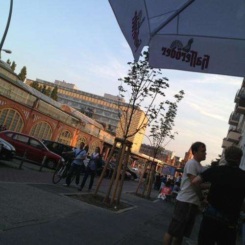 HEY! at Warschauer Strasse Berlin - Friedrichshain