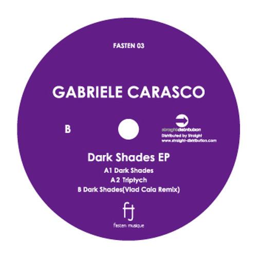 Gabriele Carasco - Dark Shades(Vlad Caia Remix) Preview