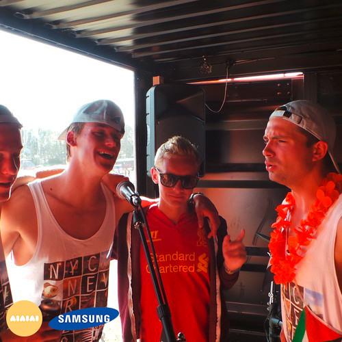 Beachi Boys - Fie Uden So