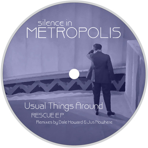 SIM003 - Usual Things Around - Rescue EP ( Includes Dale Howard & Jus Nowhere Remixes )