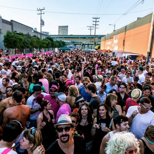 Zach Moore RIPEcast - Live from The Pink Mammoth Block Party