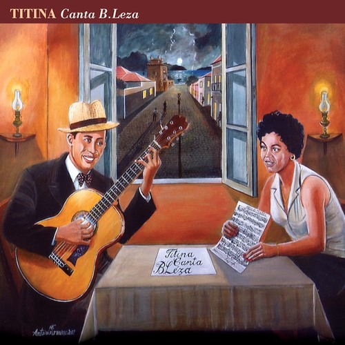Titina - Note de Mindelo from Titina Canta B.Leza (remastered and re-issued Sept 2013)