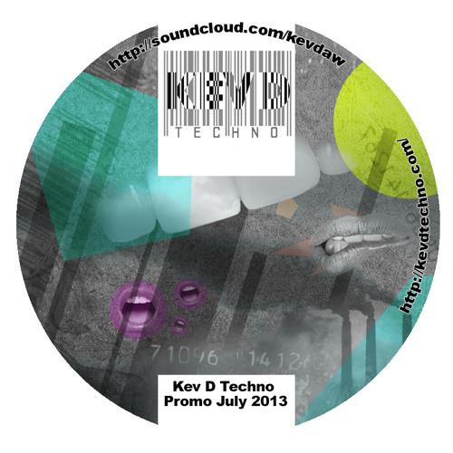 Techno Promo July 2013