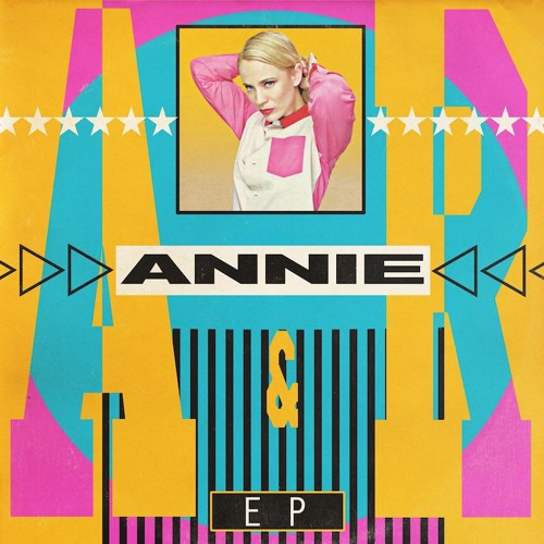 ANNIE - HOLD ON - From The A&R EP
