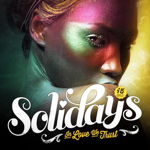 South Central - DJ Set @ SOLIDAYS FESTIVAL IN PARIS -2013 *NOW DOWNLOADABLE*