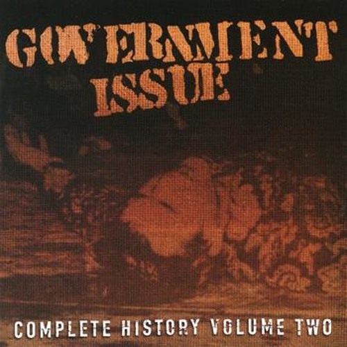Government Issue- Where You Live