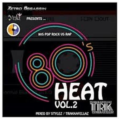 ROCK DE LOS 80' ( DJ LEONARD )