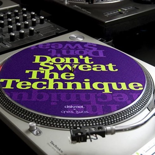 Dont Sweat The Technique (DJ Step One blend)