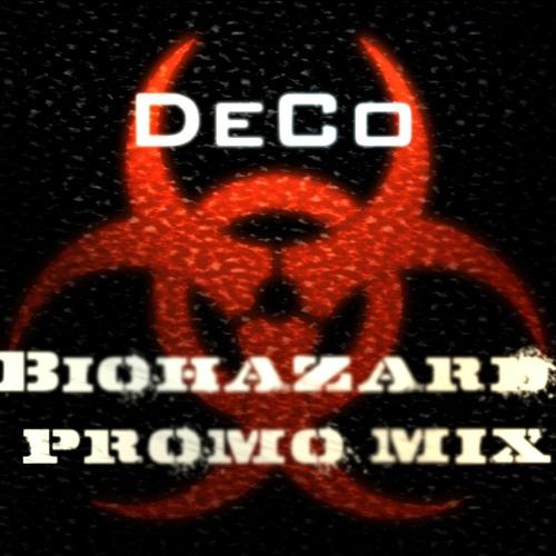 DeCo - Biohazard Promo Mix [Free Download]