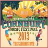 The Overtones at Cornbury Music Festival 2013