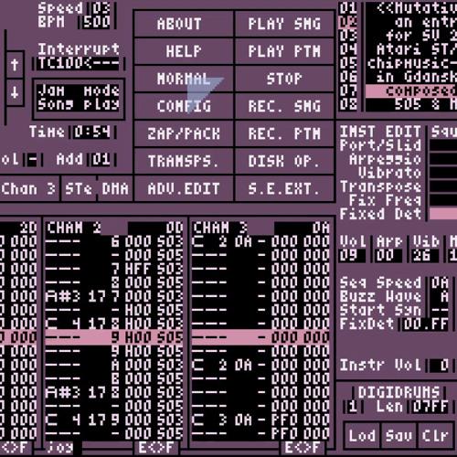 505 & mch - Mutative (Atari ST)