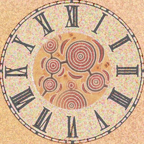 Enchanted Clock - solo harp